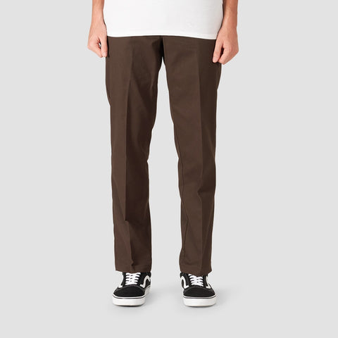 Dickies Industrial Work Pants Chocolate Brown
