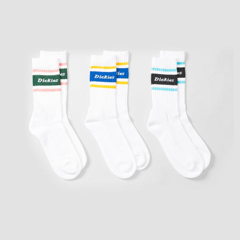 Dickies Madison Heights Socks Assorted 2