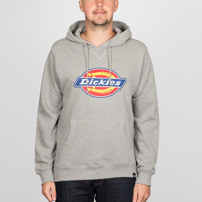 Dickies Nevada Pullover Hood Grey Melange - Clothing