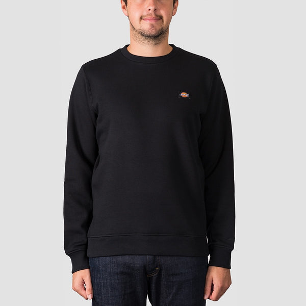 Dickies New Jersey Sweat Crew Black - Clothing
