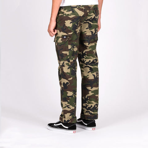 Dickies New York Combat Pants Camouflage - Clothing