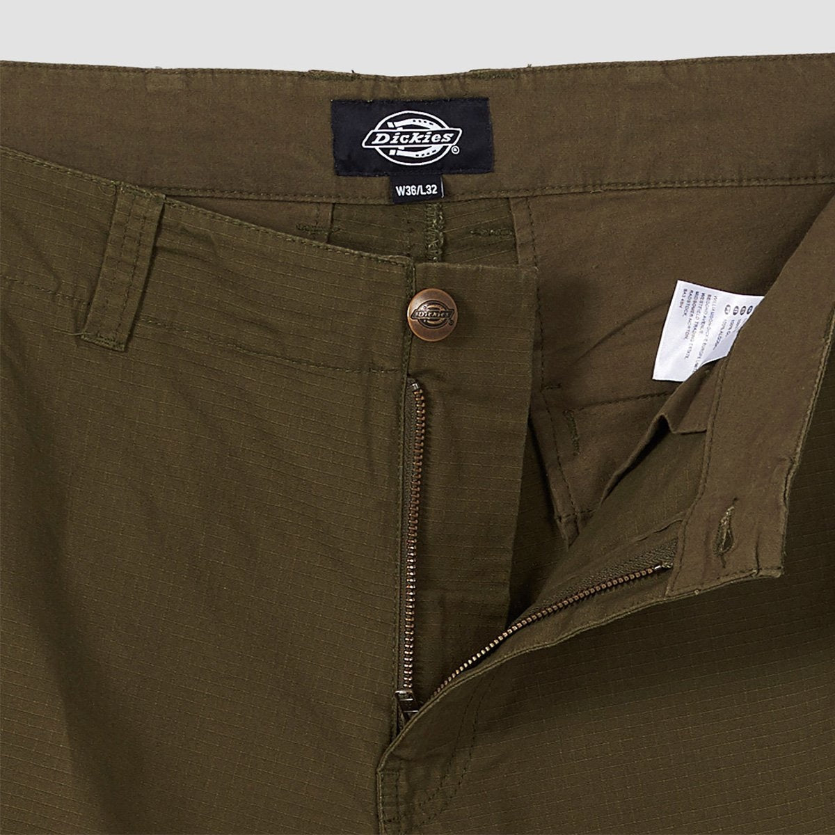 Dickies New York Combat Pants Dark Olive - Clothing