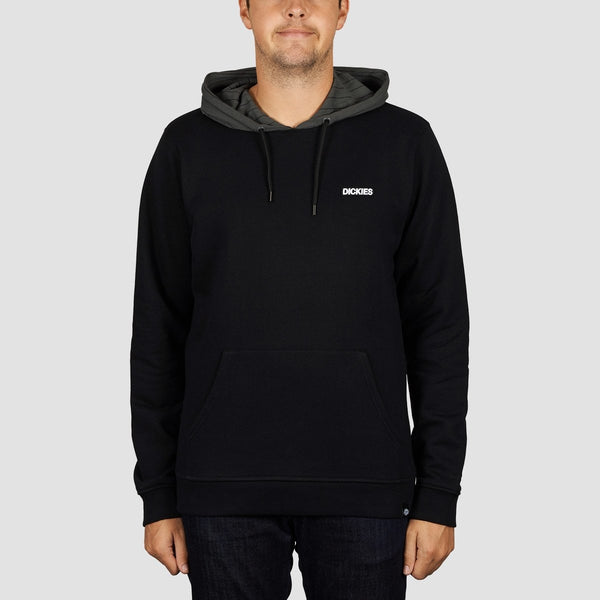 Dickies Oakton Pullover Hood Black - Clothing