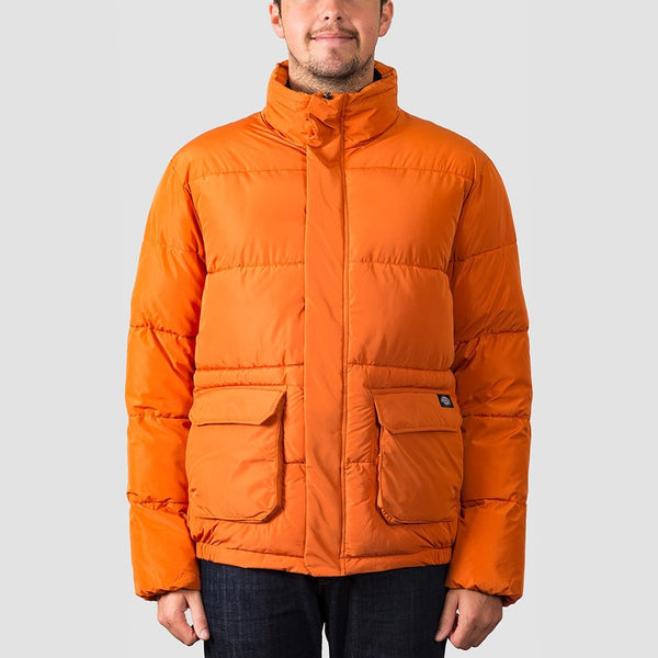 Dickies Olaton Jacket Rust - Clothing