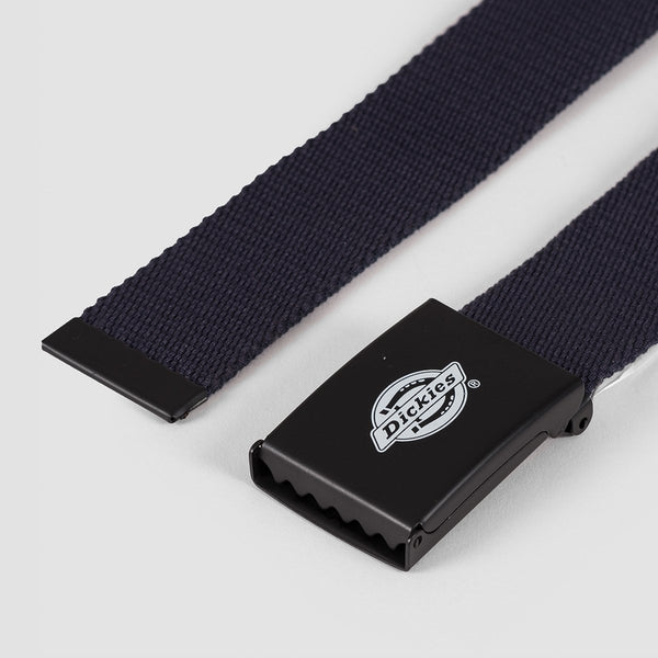 Dickies Orcutt Webbing Belt Dark Navy - Accessories