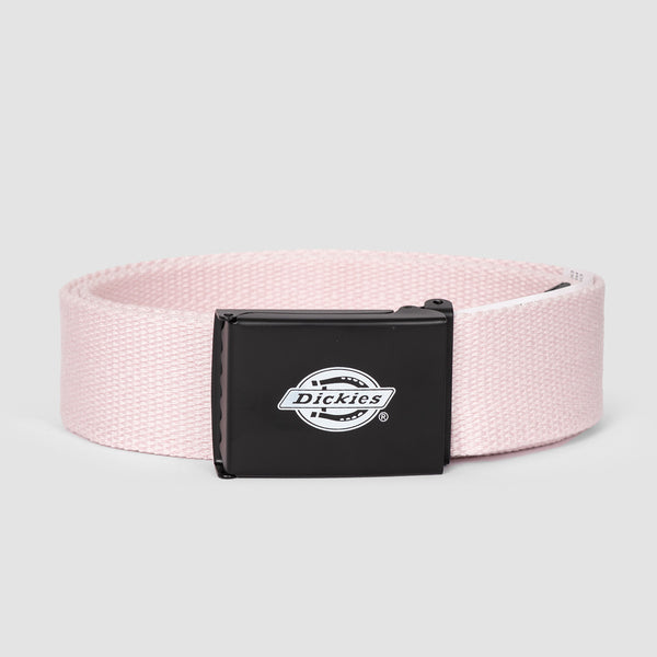 Dickies Orcutt Webbing Belt Light Pink