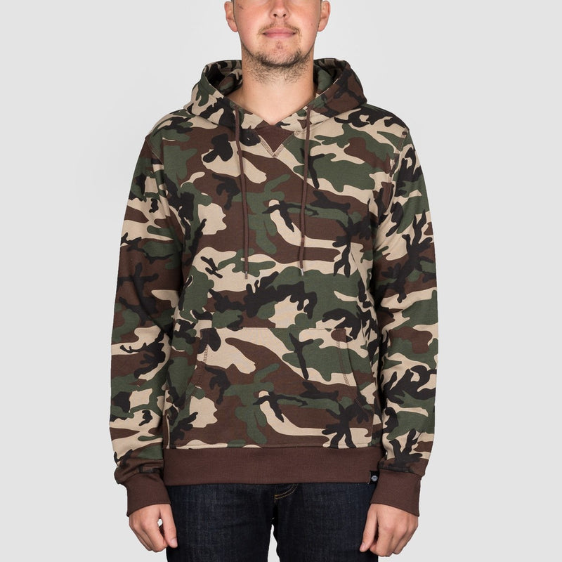 Dickies Philadelphia Pullover Hood Camouflage - Clothing
