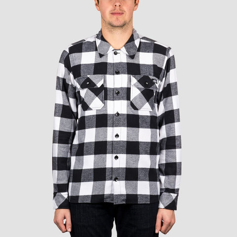 Dickies Sacramento Long Sleeve Shirt Black