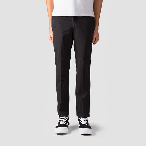 Dickies Vancleve Slim Fit Work Pant Black