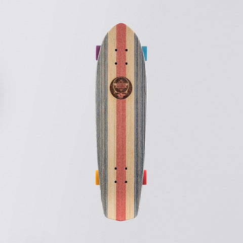 Dusters Ice Cream Cruiser Tie Dye - 31 - Skateboard
