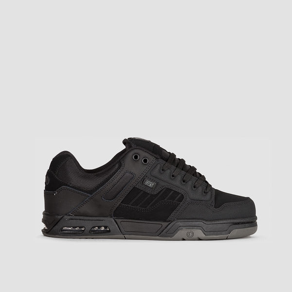 DVS Enduro Heir Black/Black Leather - Footwear