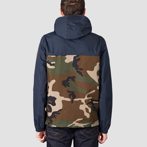 Element Alder Light 2 Tones Jacket Camo - Clothing