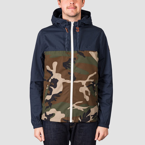 Element Alder Light 2 Tones Jacket Camo