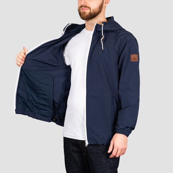Element Alder Poplin Jacket Indigo