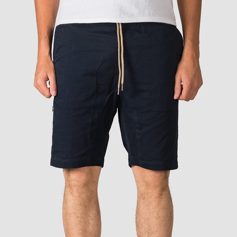 Element Altona Walkshorts Eclipse Navy