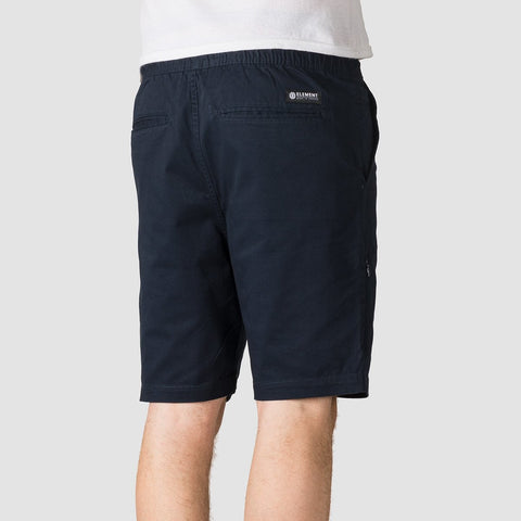Element Altona Walkshorts Eclipse Navy - Clothing