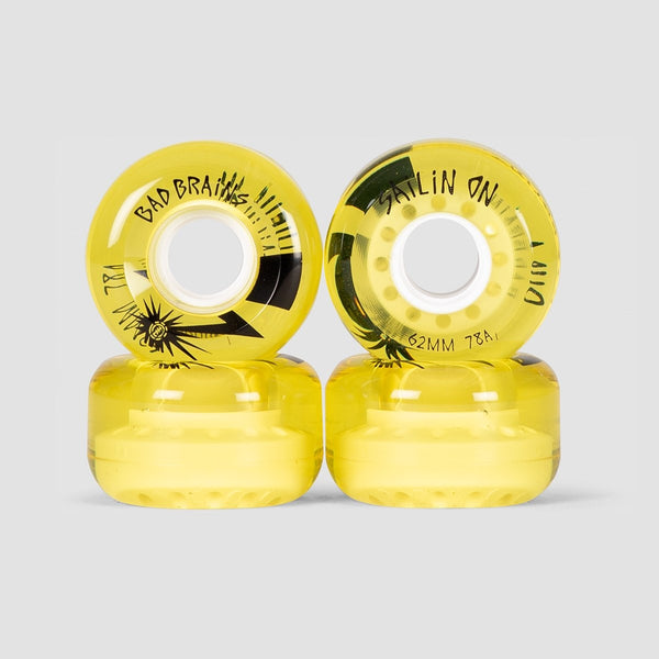 Element Bad Brains Sailin On Filmer Wheels 62mm - Skateboard