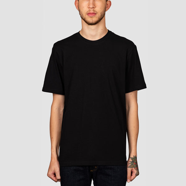 Element Basic Crew Tee Flint Black