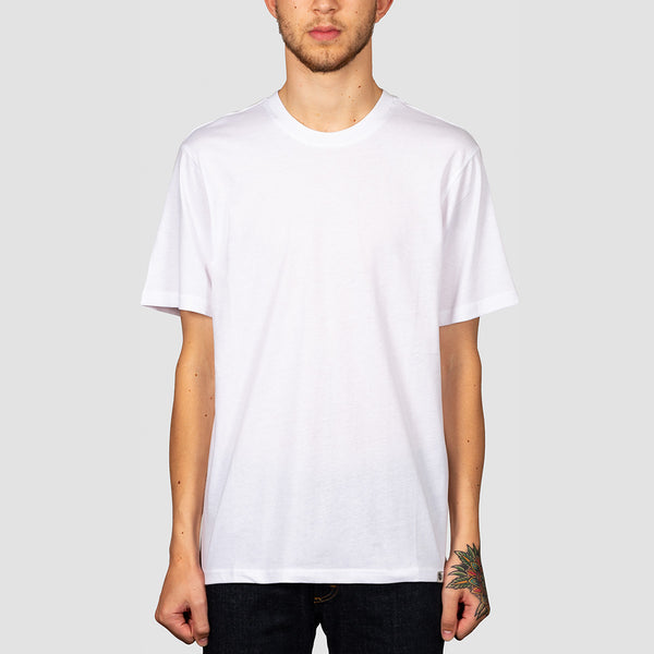 Element Basic Crew Tee Optic White