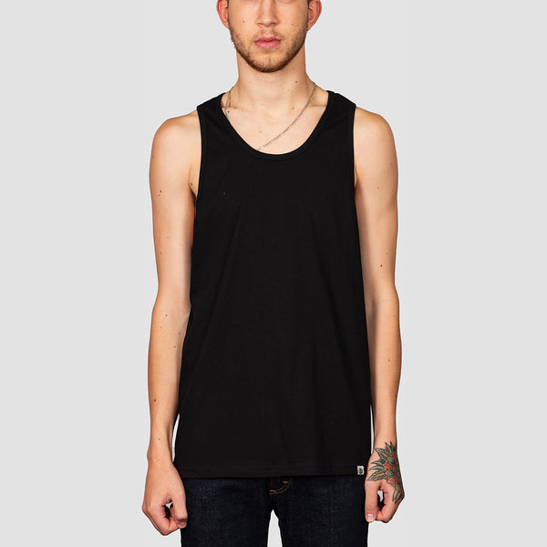 Element Basic Tank Vest Flint Black