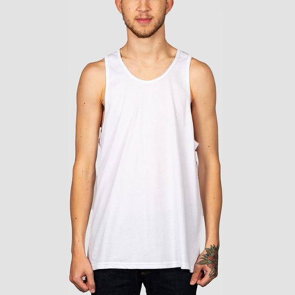 Element Basic Tank Vest Optic White