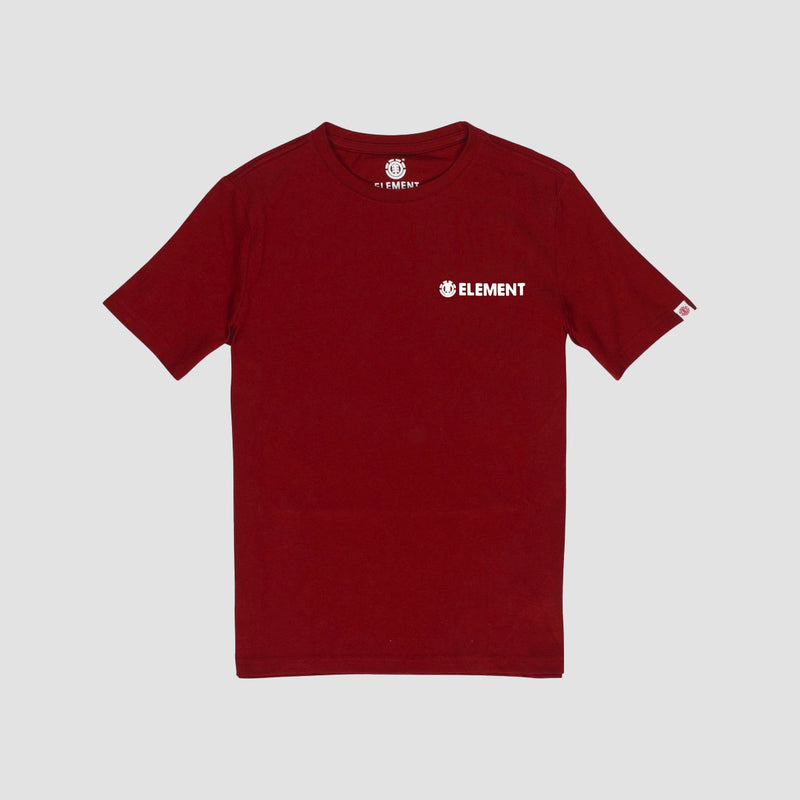 Element Blazin Chest Tee Chili Pepper - Kids