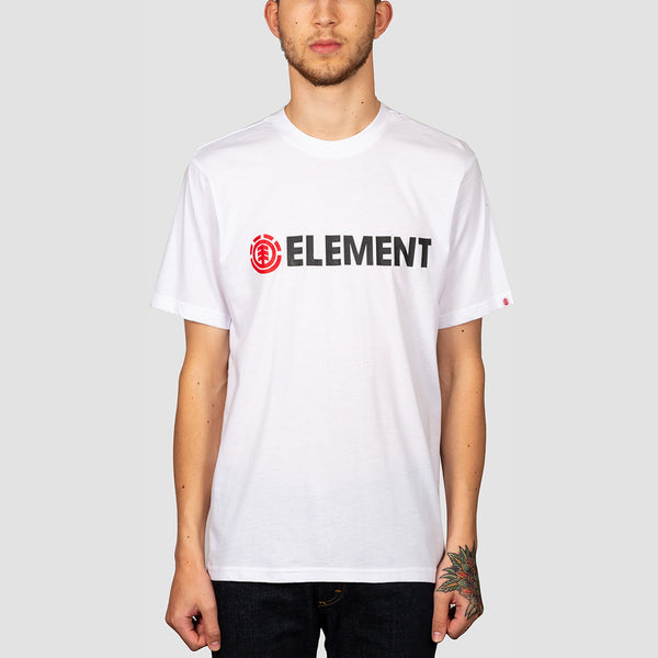 Element Blazin Tee Optic White