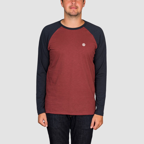 Element Blunt Long Sleeve Tee Port