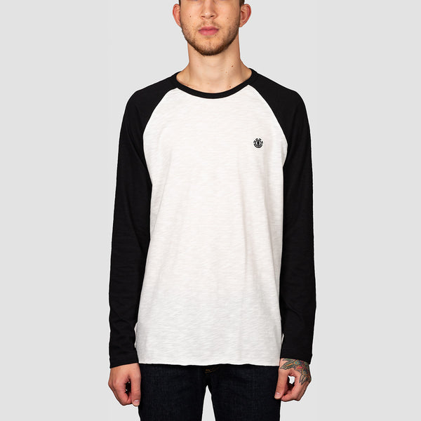 Element Blunt Longsleeve Tee Flint Black
