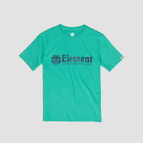 Element Boro Tee Mint - Kids