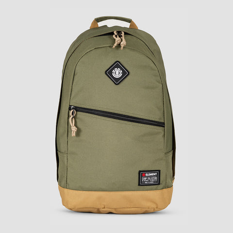 Element Camden 21L Backpack Military Green