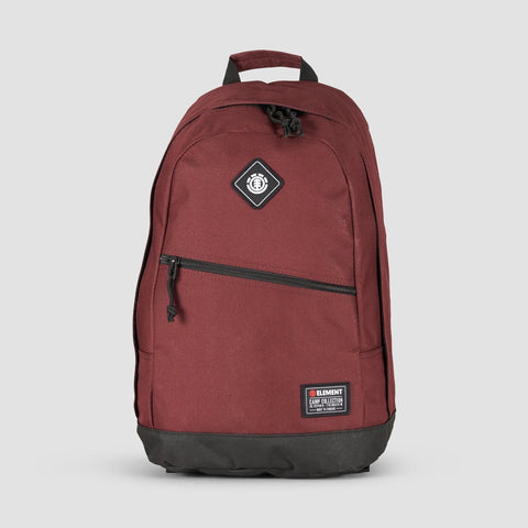 Element Camden Backpack Napa Red 1