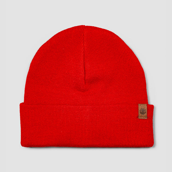 Element Carrier Beanie Pompeian Red
