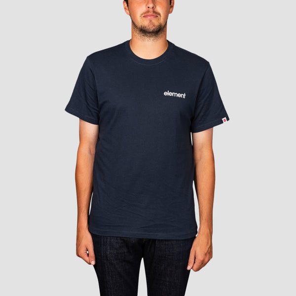 Element Coretta Tee Eclipse Navy