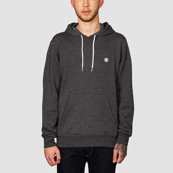 Element Cornell Classic Pullover Hood Charcoal Heather