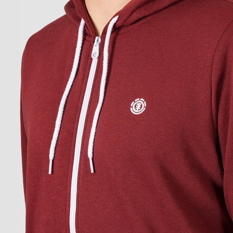 Element Cornell Classic Zip Hood Port - Clothing