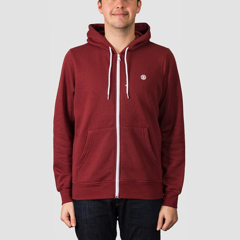 Element Cornell Classic Zip Hood Port