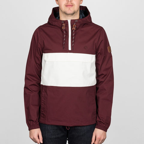 Element Covert Jacket Napa Red