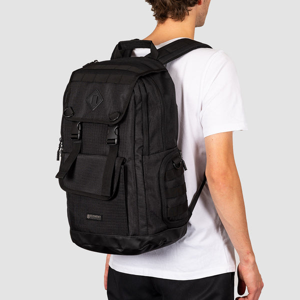 Element Cypress 26L Recruit Backpack All Black