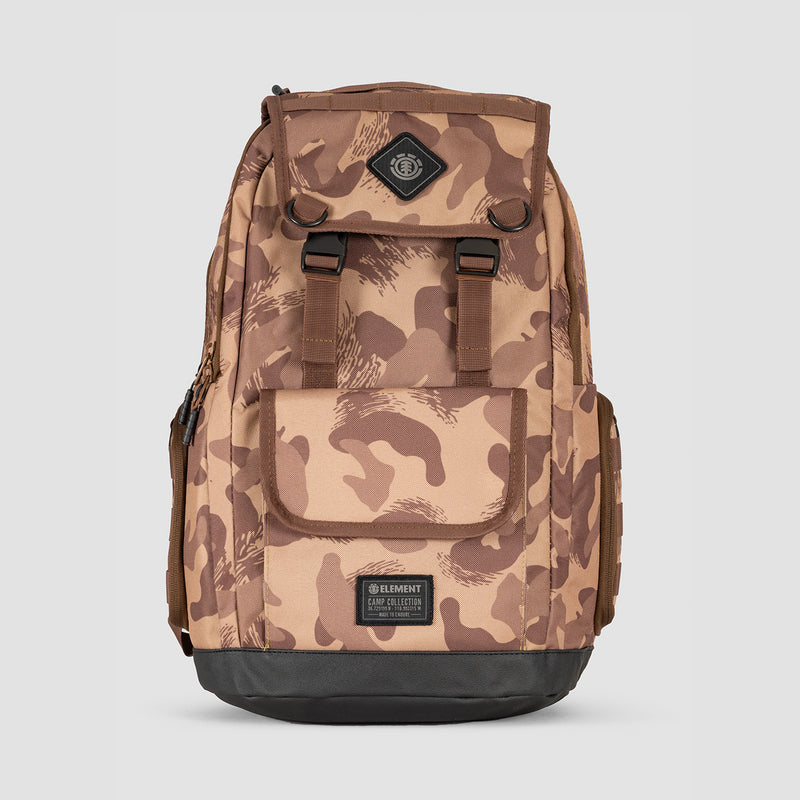 Element Cypress 26L Recruit Backpack Brown Camo