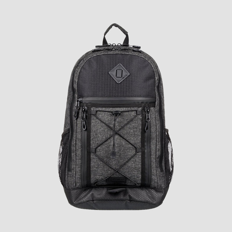 Element Cypress Outward 26L Backpack Black Grid Heather