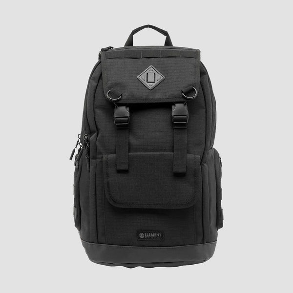 Element Cypress Recruit 26L Backpack All Black