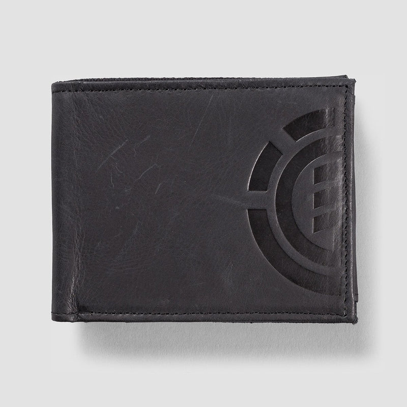 Element Daily Elite Wallet Black - Accessories