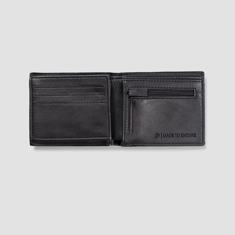 Element Daily Wallet Flint Black - Accessories