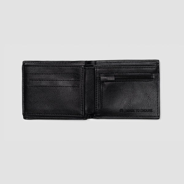 Element Daily Wallet Off Black