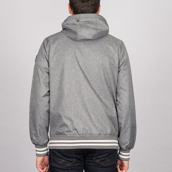 Element Dulcey Jacket Grey Heather - Clothing