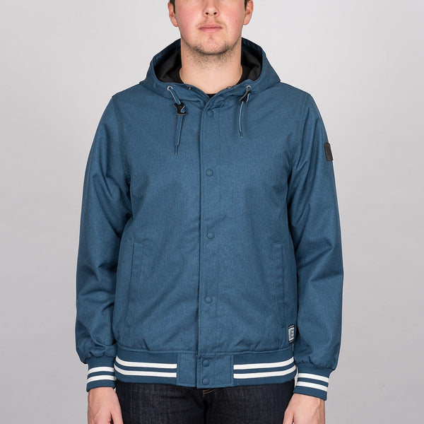 Element Dulcey Jacket Navy Heather - Clothing