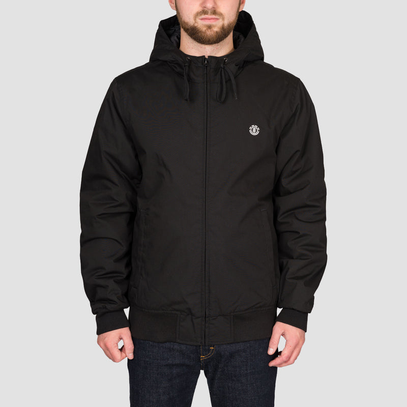 Element Dulcey TC Jacket Flint Black