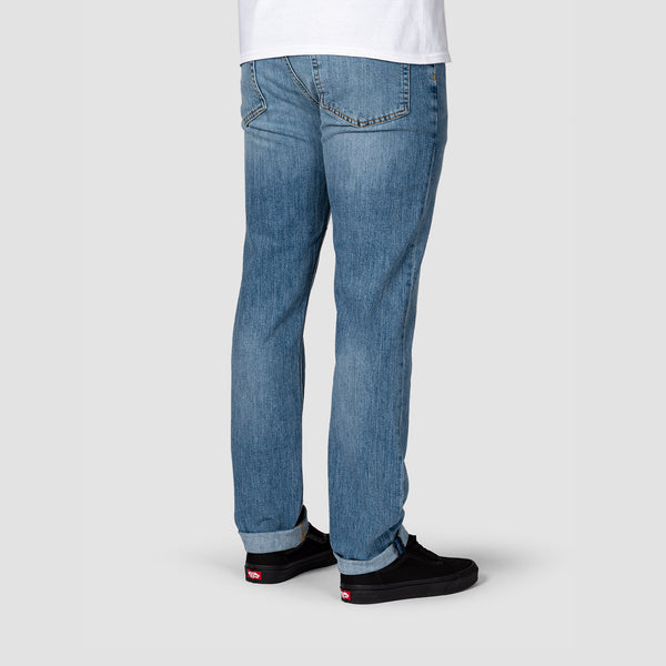 Element E02 Slim Straight Jeans Light Used