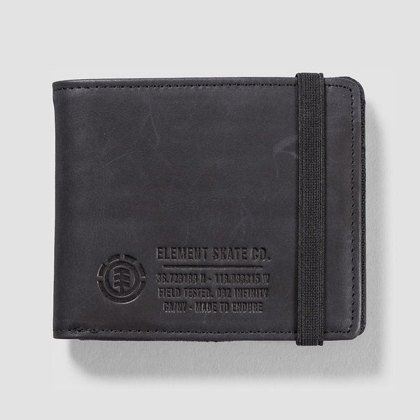 Element Endure L II Wallet Black - Accessories